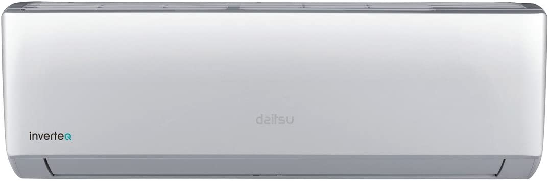 Daitsu ASD9UIDA ASD12UI-DA SPLIT PARED INVERTER(COMPATIBLE WIFI), Plástico, Negro: 335.27: Amazon.es: Hogar