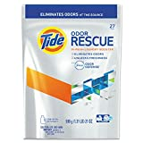 Odor Rescue With Febreze In-Wash Laundry Booster Pacs, 27 Pac/bag, 4 Bag/ct