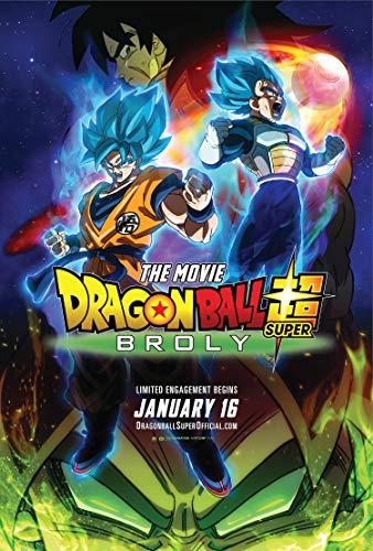 Dragon Ball Super : Broly - The Movie - BD/DVD+Fun Digital [Blu-ray]