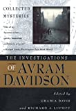 The Investigations of Avram Davidson, Avram Davidson, 0312199317