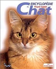 Encyclopédie du chat par Bernard-Marie Paragon