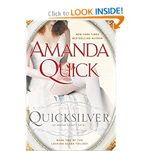 Quicksilver (Thorndike Press Large Print Basic Series) Amanda Quick