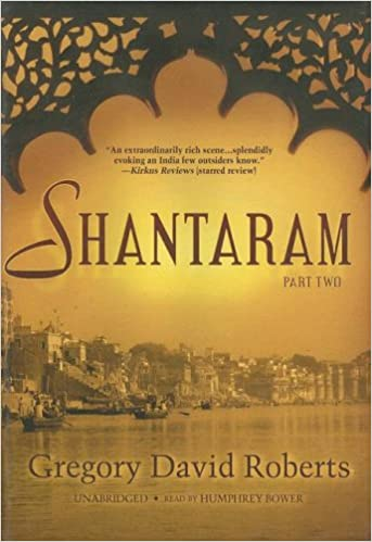 Shantaram Part 2: Amazon.es: Roberts, Gregory David, Bower ...