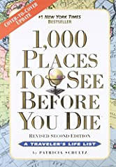 The world's bestselling travel book is back in a more informative, more experiential, more budget-friendly full-color edition. A #1 New York Times bestseller, 1,000 Places reinvented the idea of travel book as both wish list and practi...