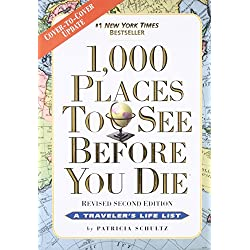 1,000 Places to See Before You Die: Revised Second EditionPaperback – July 1, 2015