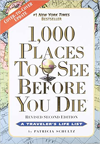 1000 Places to See Before You Die: Amazon co uk: Patricia