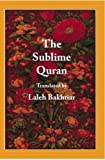 The Sublime Quran, Laleh Bakhtiar, 1567447546
