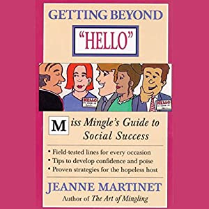 Getting Beyond Hello Audiobook