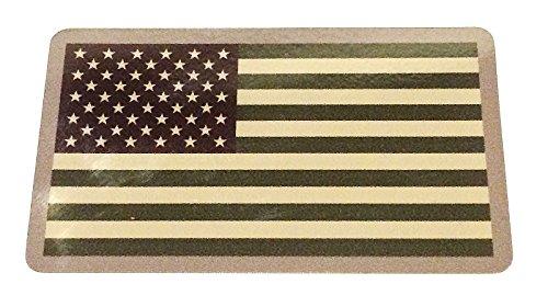 Multicam Us USA Flag High Quality Decal Sticker 3.5 X 2 Inch