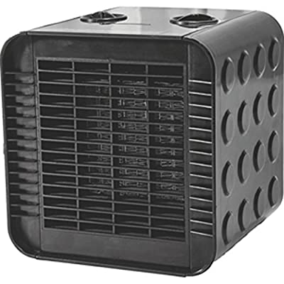 Caframo DeltaMAX Ceramic Portable Space Heater - 120V - 750-1500W Marine RV Boating Accessories