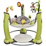 Evenflo ExerSaucer Jump and Learn Jumper, Jungle Quest