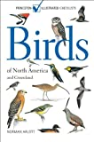Front cover for the book Birds of North America and Greenland: (Princeton Illustrated Checklists) by Norman Arlott