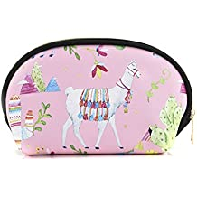 Portable Travel Cosmetic Bags Make Up Waterproof Storage Bags Clutch Pouch For Women's Toiletry Organizer