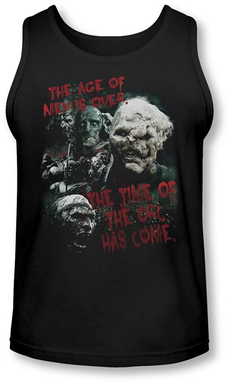Lor - Mens Time Of The Orc Tank-Top