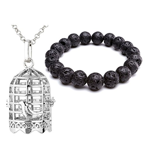 Superior Aromatherapy Essential Diffuser Necklace product image