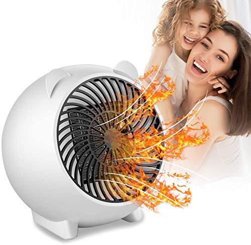 🥇 PINPOXE Calefactor Eléctrico