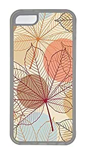 The Beauty Of The Leaves Cases For iPhone 5C - Summer Unique Cool 5c Cases