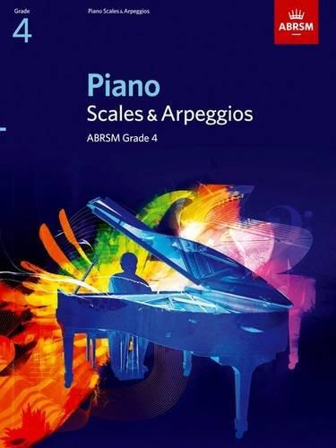 - Piano Scales and Arpeggios