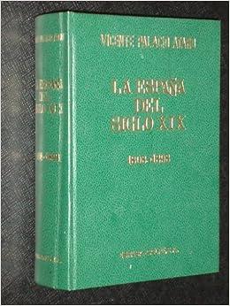 LA ESPAÑA DEL SIGLO XIX 1808 - 1898 Introducción a la España ...