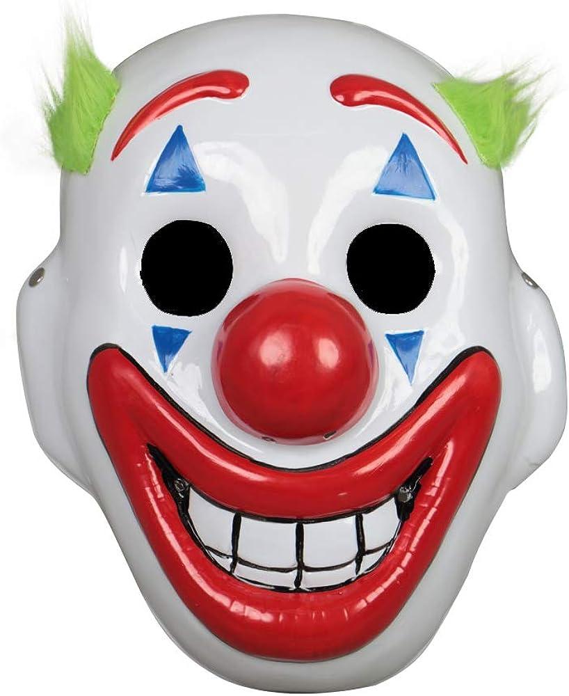 Amazon.com 2019 Joker Arthur Fleck Mask Halloween Terror