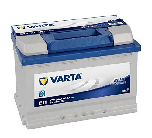 autobatterie test