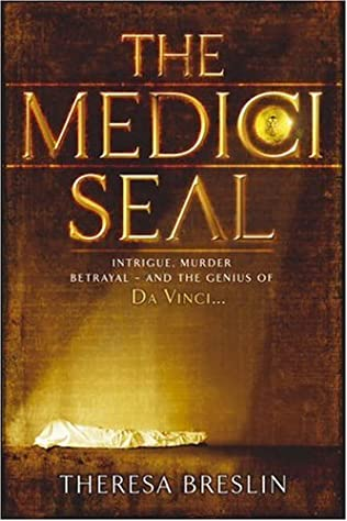 book cover of The Medici Seal
