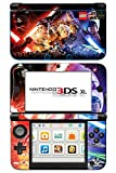 Lego Star Wars: The Force Awakens Game Skin for Nintendo 3DS XL Console 100% Satisfaction Guarantee!