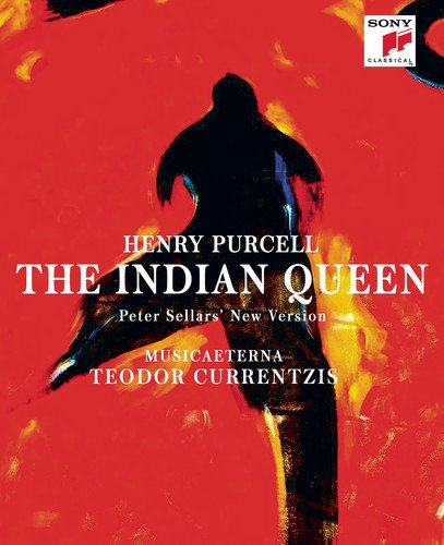- Purcell: The Indian Queen [Blu-ray]
