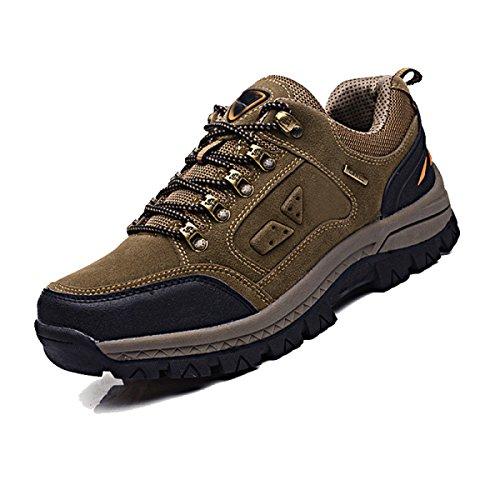 CHT Caída Al Aire Libre De Los Deportes De Invierno Primavera Hombres Y Zapatos De Ocio Brown