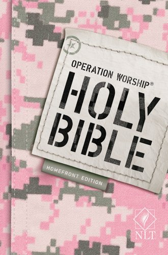 Operation Worship Compact Bible NLT, Homefront edition