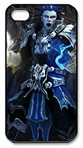 icasepersonalized Personalized Protective Case for iphone 4/4s - Sorcerer Video Games Aion