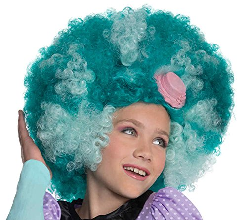 Honey Swamp Girls Costumes Wig (UHC Honey Swamp Wig Monster High Child Halloween Costume Accessory)
