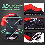 X-TIGER Cycling Bike Jersey Short Sleeve for