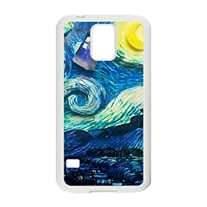 Van gogh starry night paintings Cell Phone Case for Samsung Galaxy S5