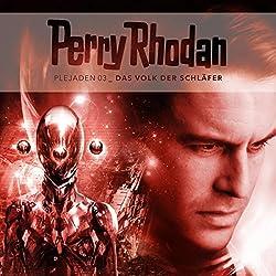 Das Volk der Schläfer (Perry Rhodan - Plejaden 3)