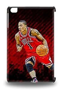 Ideal Ipad 3D PC Case Cover For Ipad Mini/mini 2 NBA Chicago Bulls Derrick Rose #1 Protective Stylish 3D PC Case ( Custom Picture iPhone 6, iPhone 6 PLUS, iPhone 5, iPhone 5S, iPhone 5C, iPhone 4, iPhone 4S,Galaxy S6,Galaxy S5,Galaxy S4,Galaxy S3,Note 3,iPad Mini-Mini 2,iPad Air )