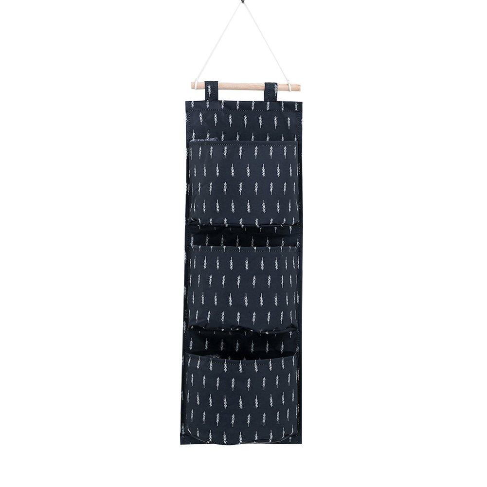 display08/Cute Flamingo Cactus Sundry Storage Bag 3/Tasche Porta Wall Hanging Organizer Sacchetto 5#