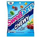 Sweetarts Tangy Candy Mini Chewy 6 Ounce Bag (Pack of 2)