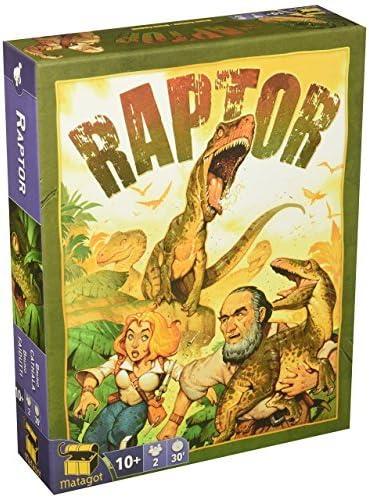 Asmodee- Juego de Tablero Raptor (ADE0RAP02ML): Amazon.es ...