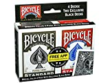Bicycle Playing Card 4-Pack - Standard Index