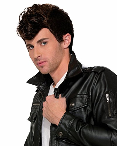 50s Greaser Wig Costume Accessory (Grease Wig)