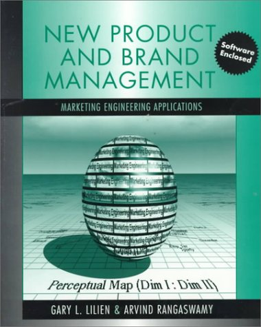 New Product And Brand Management: Marketing Engineering Applications