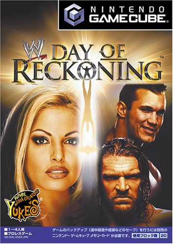 WWE Day of Reckoning [Japan Import]