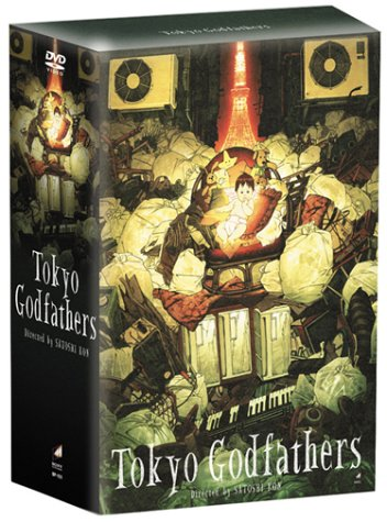 Tokyo Godfathers Collector's Box Set (Limited Edition) [Region 2] by SONY Pictures Entertainment (Japan) Inc.