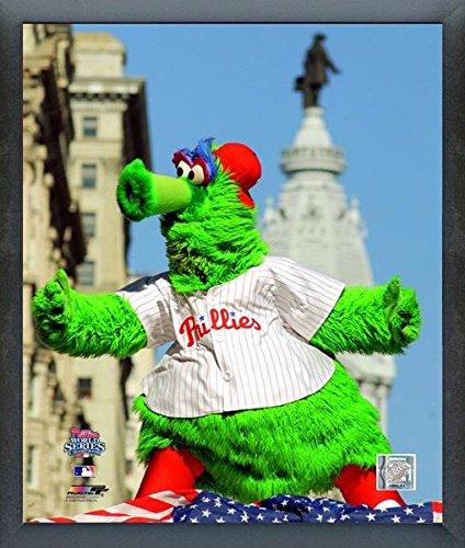 (Philadelphia Phillies MLB Team Mascot Photo (Size: 12