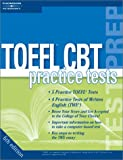 TOEFL CBT Practice Tests with Audio 2004, Peterson's Guides Staff, 0768912229