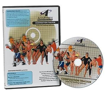 Body Tracker Fitness Software - CD