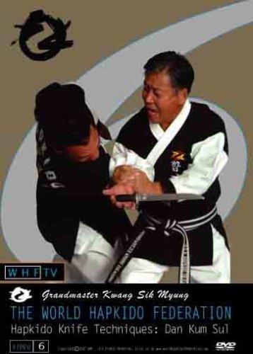 Hapkido Knife Technique #6 DVD