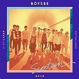 SEVENTEEN - [ BOYS BE ] 2nd Mini Album SEEK Ver. CD + Photobook + Photocard + Postcard + Map + Sticker