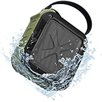 Bluetooth Speaker Outdoor / waterproof speaker TaoTronics Bluetooth 4.0 Portable Wireless Speaker (outdoors corresponding, compact size, 15 hours of continuous use) TT-SK08